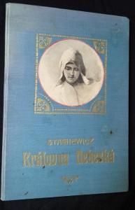 náhled knihy - Královna nebeská : lidové legendy o Matce Boží