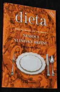náhled knihy - Nemoci slinivky břišní : dieta a rady lékaře