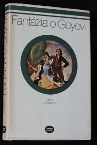 náhled knihy - Fantázia o Goyovi