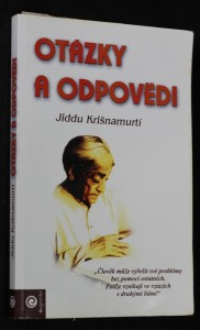 náhled knihy - Otázky a odpovědi