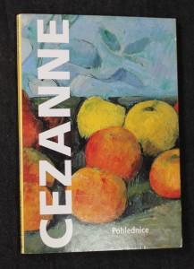 náhled knihy - Cézanne: pohlednice