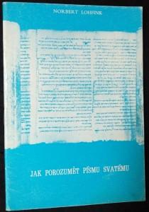 náhled knihy - Jak porozumět Písmu svatému