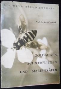 náhled knihy - Goldaugen, Schwebfliegen und Marienkäfer: Nützlinge als Blattlausfresser und Blütenbestäuber