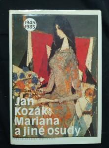 náhled knihy - Mariana a jiné osudy (Ocpl, 320 s.)