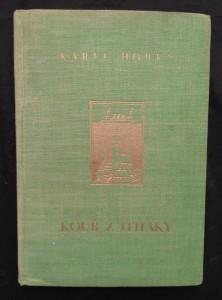 náhled knihy - Kouř z Ithaky - Feuilletony a zápisky (Ocpl, 240 s., bez přebalu)