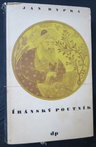 náhled knihy - Íránský poutník