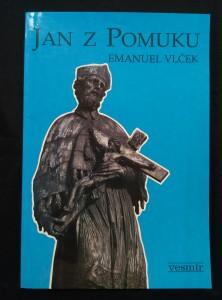 náhled knihy - Jan z Pomuku (Obr, 72 s., obr. příl.)