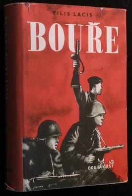 náhled knihy - Bouře : Román. 2. část trilogie