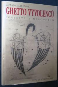 náhled knihy - Ghetto vyvolenců : portréty z Národního