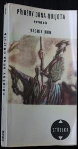 náhled knihy - Příběhy dona Quijota, první díl