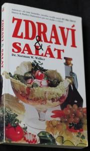 náhled knihy - Zdraví & salát