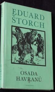 náhled knihy - Osada Havranů : Příběh z mladší doby kamenné : Povinná školní četba