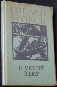 náhled knihy - U Veliké řeky : dobrodružství dávných lovců na Vltavě
