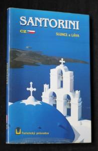 náhled knihy - Santorini: Slunce a láva