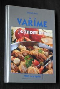 náhled knihy - Vaříme v jednom hrnci