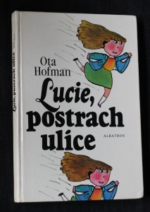 náhled knihy - Lucie, postrach ulice