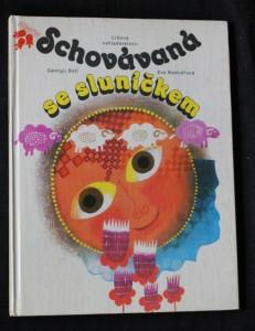 náhled knihy - Schovávaná se sluníčkem : pro děti od 5 let