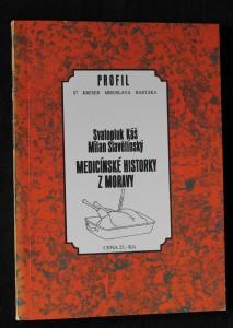 náhled knihy - Medicínské historky z Moravy