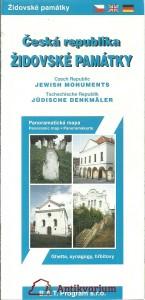 náhled knihy - Židovské památky. Česká republika. Jewish Monuments. Jüdische Denkmäler