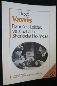 náhled knihy - František Lelíček ve službách Sherlocka Holmesa