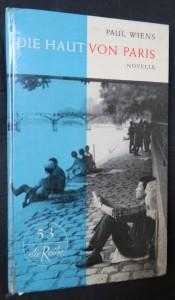 náhled knihy - Die Haut von Paris