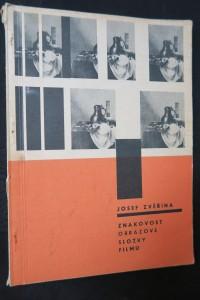 náhled knihy - Znakovost obrazové složky filmu