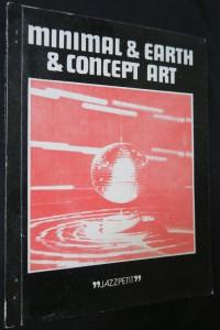 náhled knihy - Minimal & earth & concept art (Jazzpetit č. 11, druhá část)
