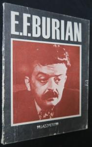 náhled knihy - E.F. Burian