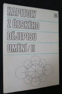 náhled knihy - Kapitoly z českého dějepisu umění, díl 2., Dvacáté století