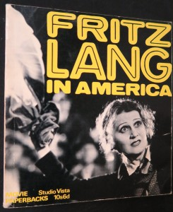 náhled knihy - Fritz Lang in America