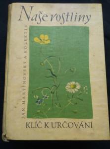 náhled knihy - Naše rostliny - klíč k určování (pv, 642 s.)