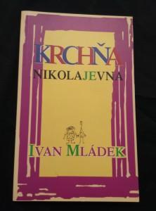 náhled knihy - Krchňa Nikolajevna (Obr, 126 s.)