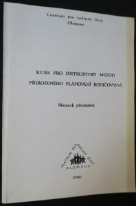 náhled knihy - Kurs pro instruktory metod přirozeného plánování rodičovství : Sborník přednášek