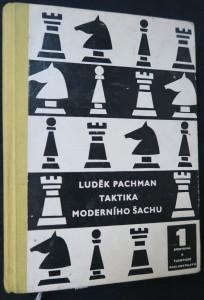 náhled knihy - Taktika moderního šachu : učebnice střední hry. 1. díl : funkce figur a pěšců