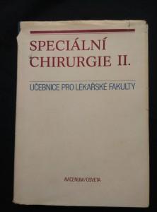 náhled knihy - Speciální chirurgie II