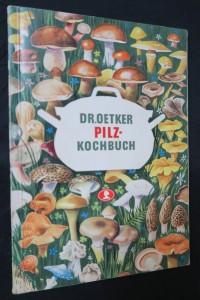 náhled knihy - Pilz-Kochbuch