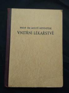 náhled knihy - Vnitřní lékařství (Oppl, 644 s.)