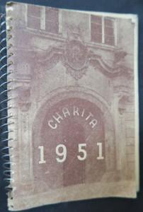 náhled knihy - Kalendář Charita z roku 1951