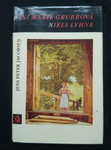 náhled knihy - Paní Marie Grubbová/ Niel Lyhne (Ocpl, 368 s.)