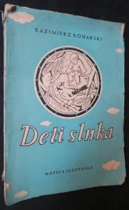 náhled knihy - Deti slnka