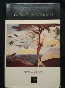 náhled knihy - Příběhy Sindibádovy (Ocpl, 270 s.)