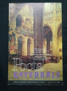 náhled knihy - Pocta katedrále - Hudební festival k 650. výročí založení Katedrály sv. Víta (Obr, 44 s.)