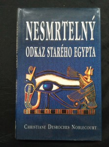 náhled knihy - Nesmrtelný odkaz starého Egypta (pv, 280 s.)