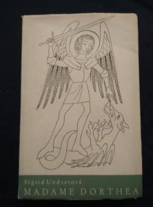 náhled knihy - Madame Dorthea (Obr, 374 s., typo A. Lískovec)