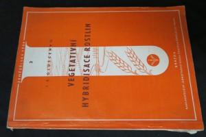 náhled knihy - Vegetativní hybridisace rostlin