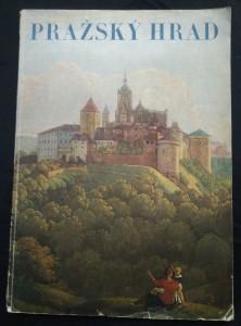 náhled knihy - Měsíčník Československo - Pražský hrad (A4, Obr, 457 s.)