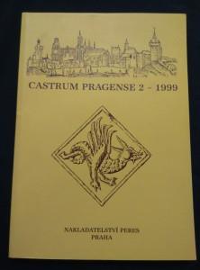 náhled knihy - Castrum pragense 2/1999 (A4, Obr, 240 s.)