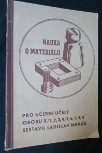 náhled knihy - Nauka o materiálu pro povolání 1