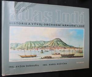 náhled knihy - Historie a vývoj obchodní námořní lodě