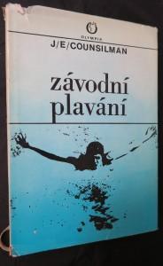 náhled knihy - Závodní plavání